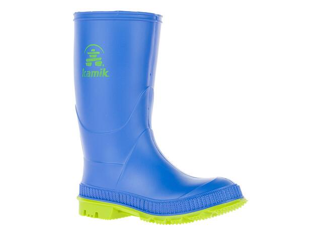 Kamik Stomp Rubber Boots Kids Blue
